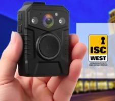 Novestom body worn cameras at ISC WEST Apr.10 – Apr.12, 2019.