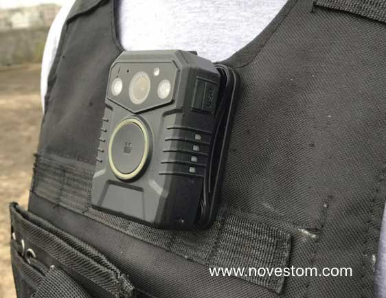 magnet mount ( Bracket ) is coming soon. It will be widely used in the police body facing camera