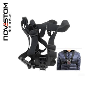 Chest Harness for police body camera