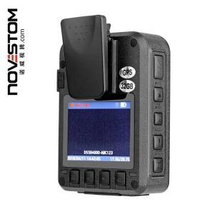 NVS4-B police body worn cameras with 4G wifi GPS optional