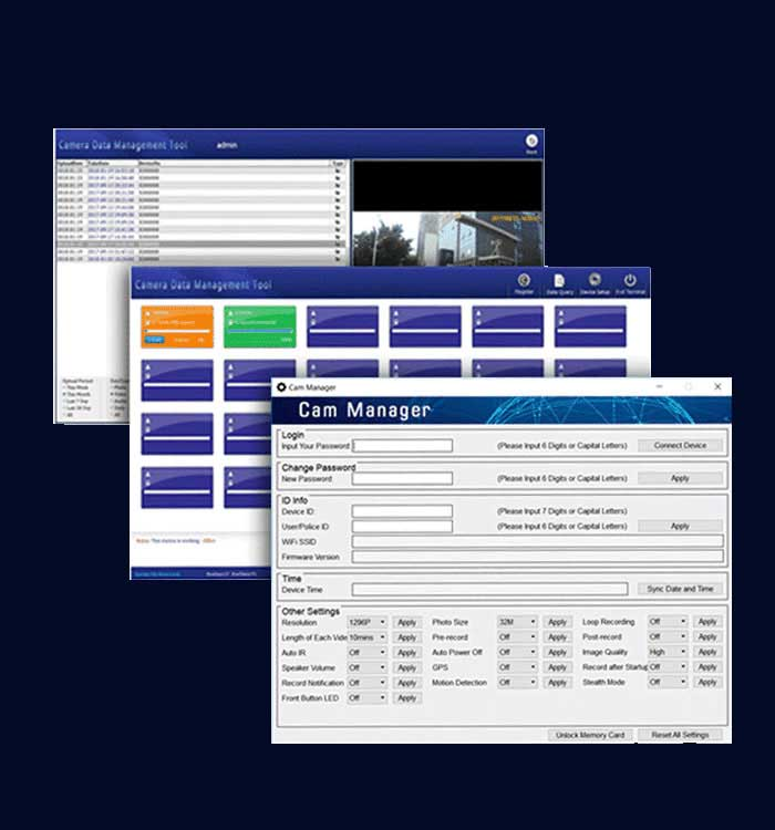 Digitale bevis Management Software