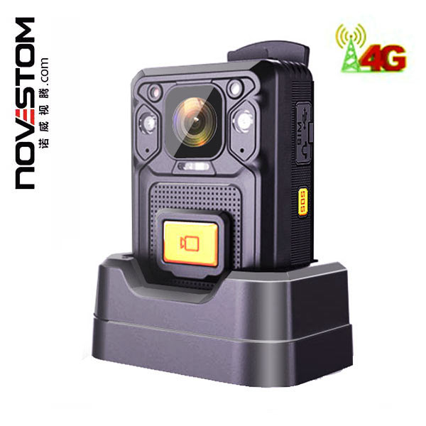 NVS4-C Police body worn cameras with 4G WIFI GPS AES256 optional Featured Image
