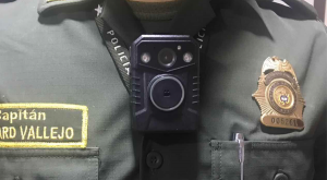 police body camera charge