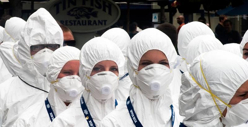 Zapobieganie publicznego zapalenia płuc wywołanego przez koronawirusy Novel