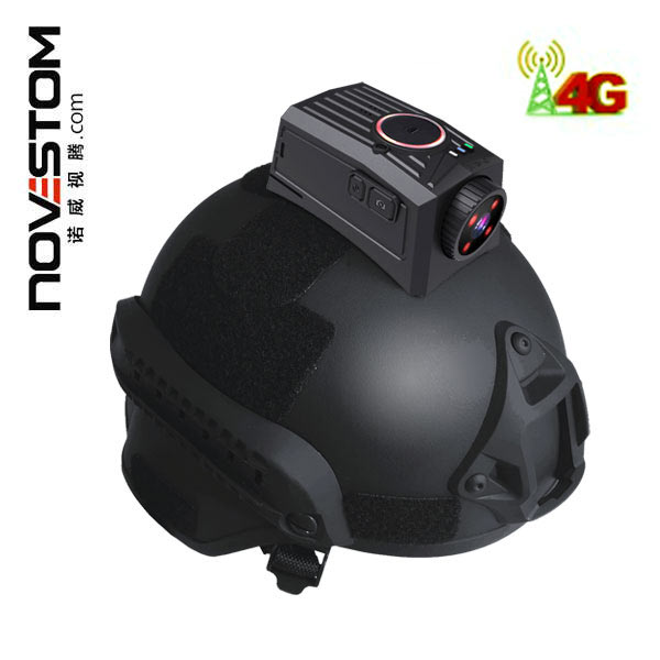 S29D 4G Military & Tactical Helmet Camera With 4G LTE Real time Live streaming WIFI GPS Bluetooth SOS PTT intercom Featured Image
